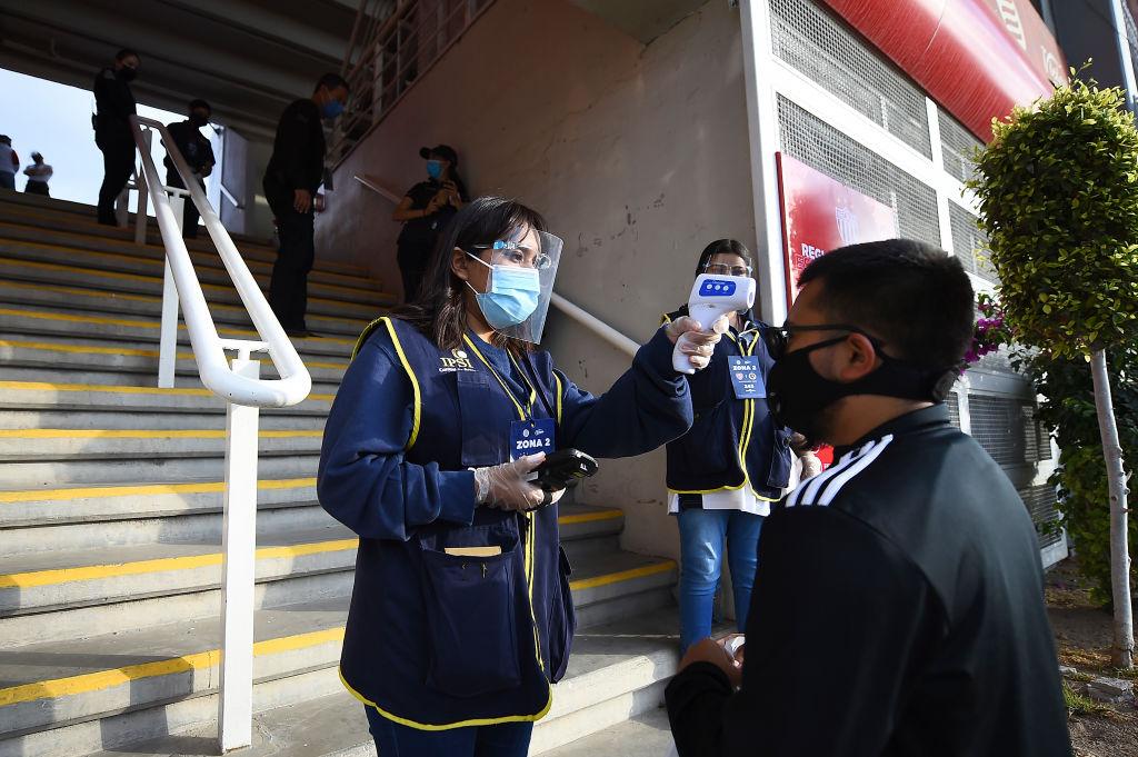 Estadio Victoria Necaxa Liga MX
