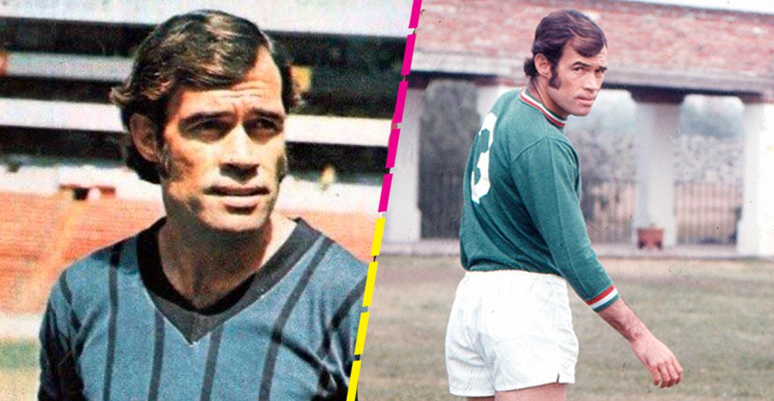 Halcón Peña Selección Mexicana