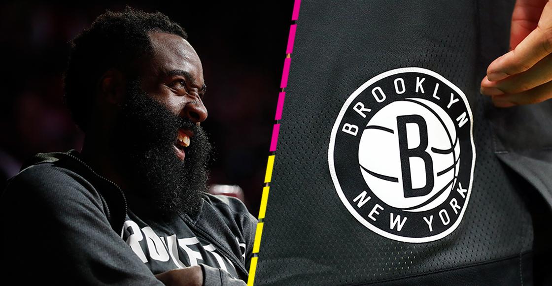 James Harden deja Houston Rockets Brooklyn Nets NBA