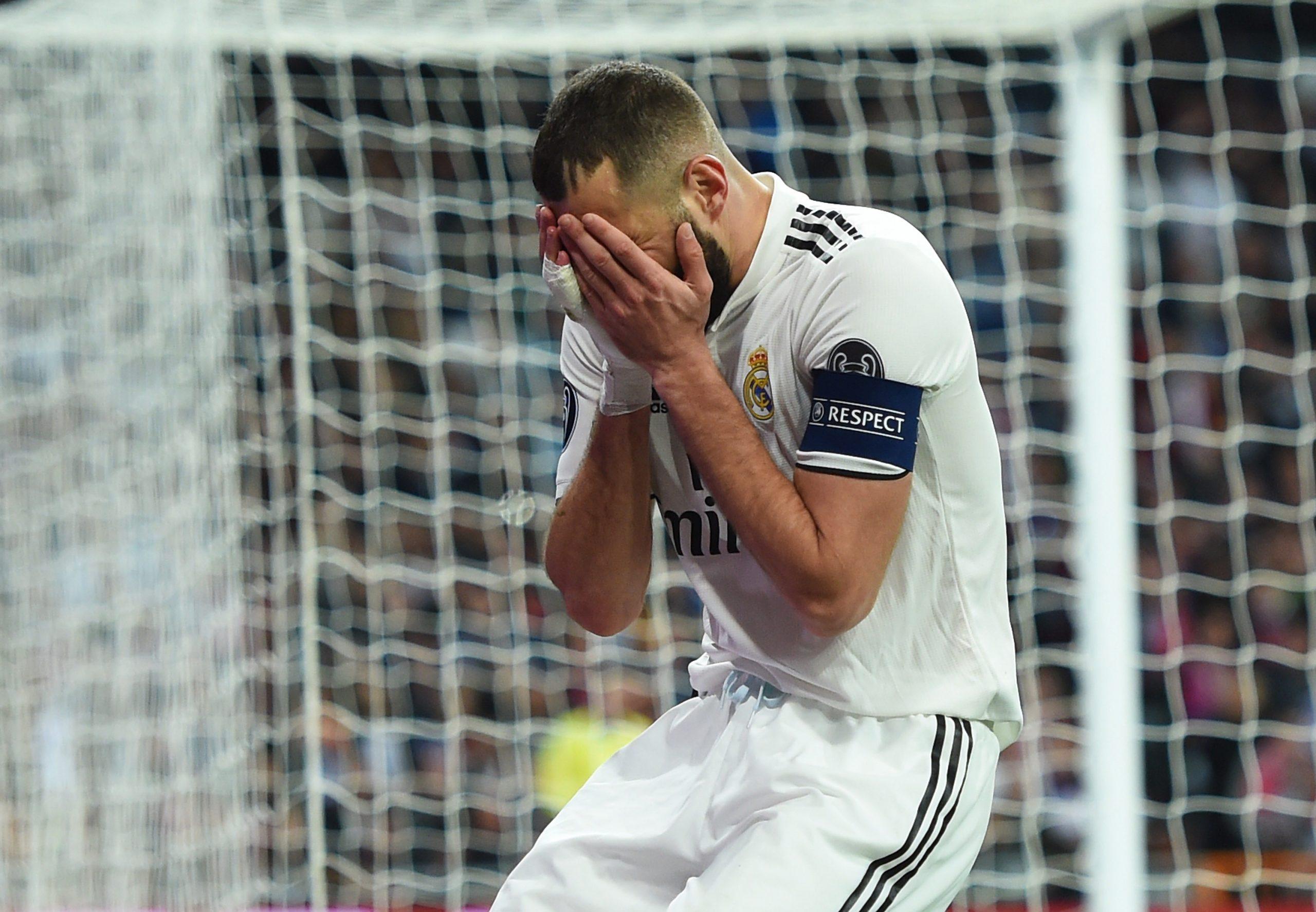 Karim Benzema Real Madrid Caso Valbuena