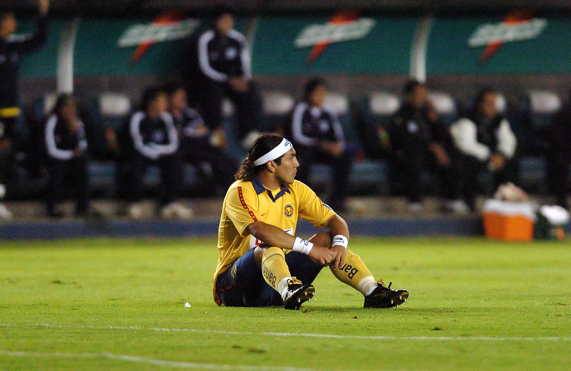 Salvador Cabañas América Liga MX