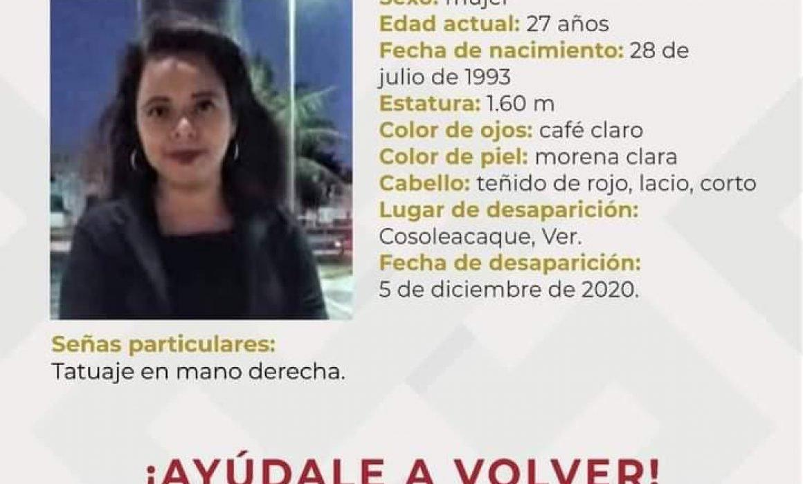Veracruz feminicidio Adriana Beatriz
