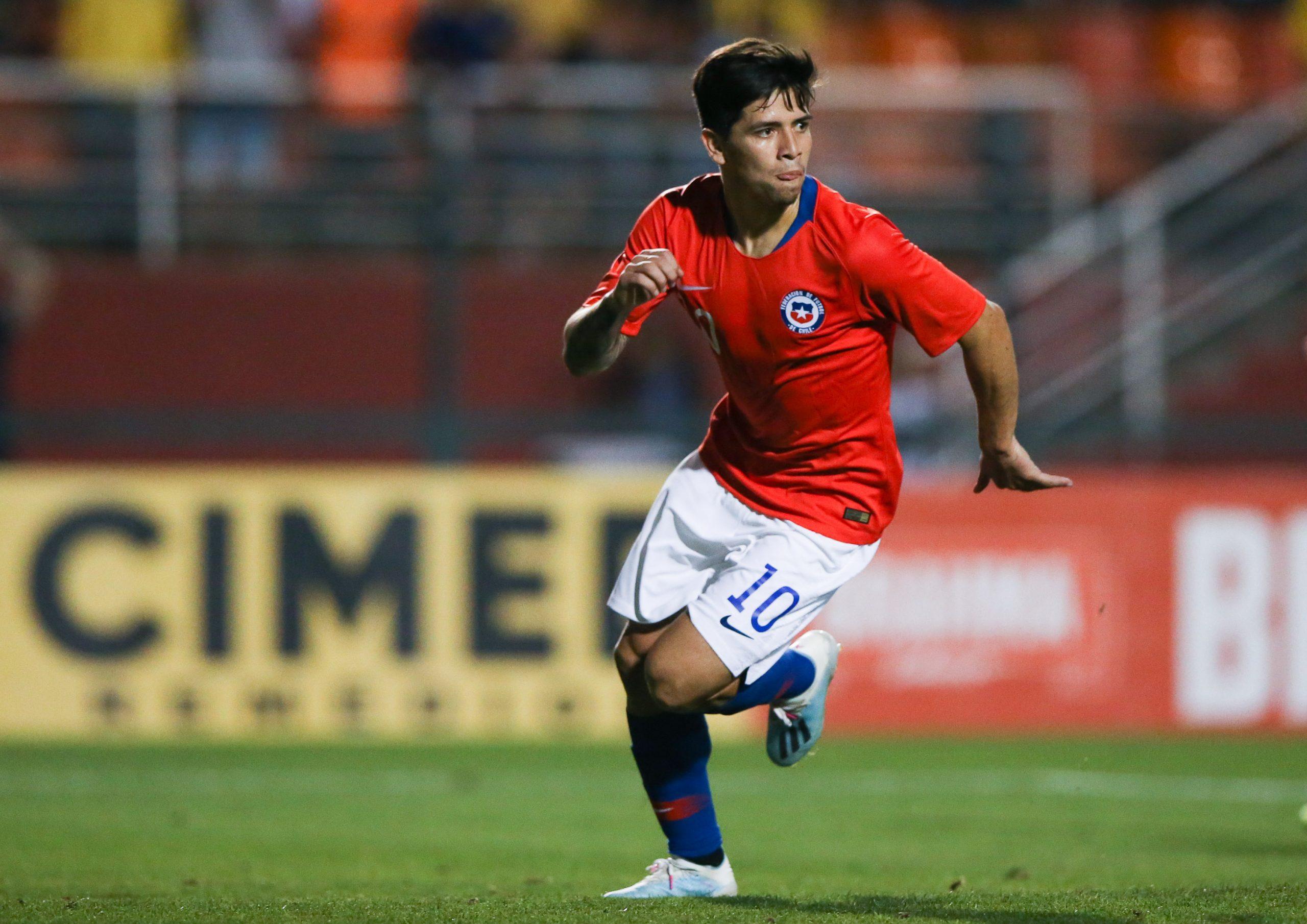 Víctor Dávila Selección Chilena