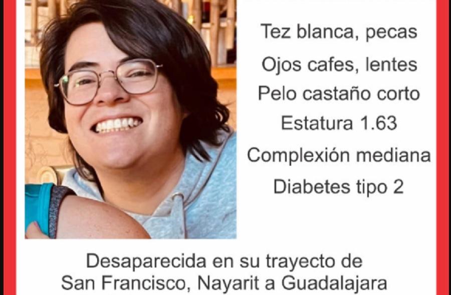 Wendy Sanchez personas desaparecidas