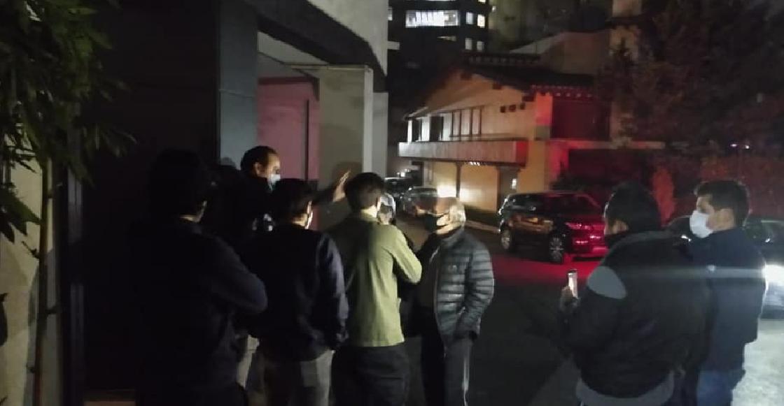 """""""Puedo hacer lo que quiera en mi casa"""": Arman 'fiesta Covid' en Cuajimalpa y se niegan a detenerla"""