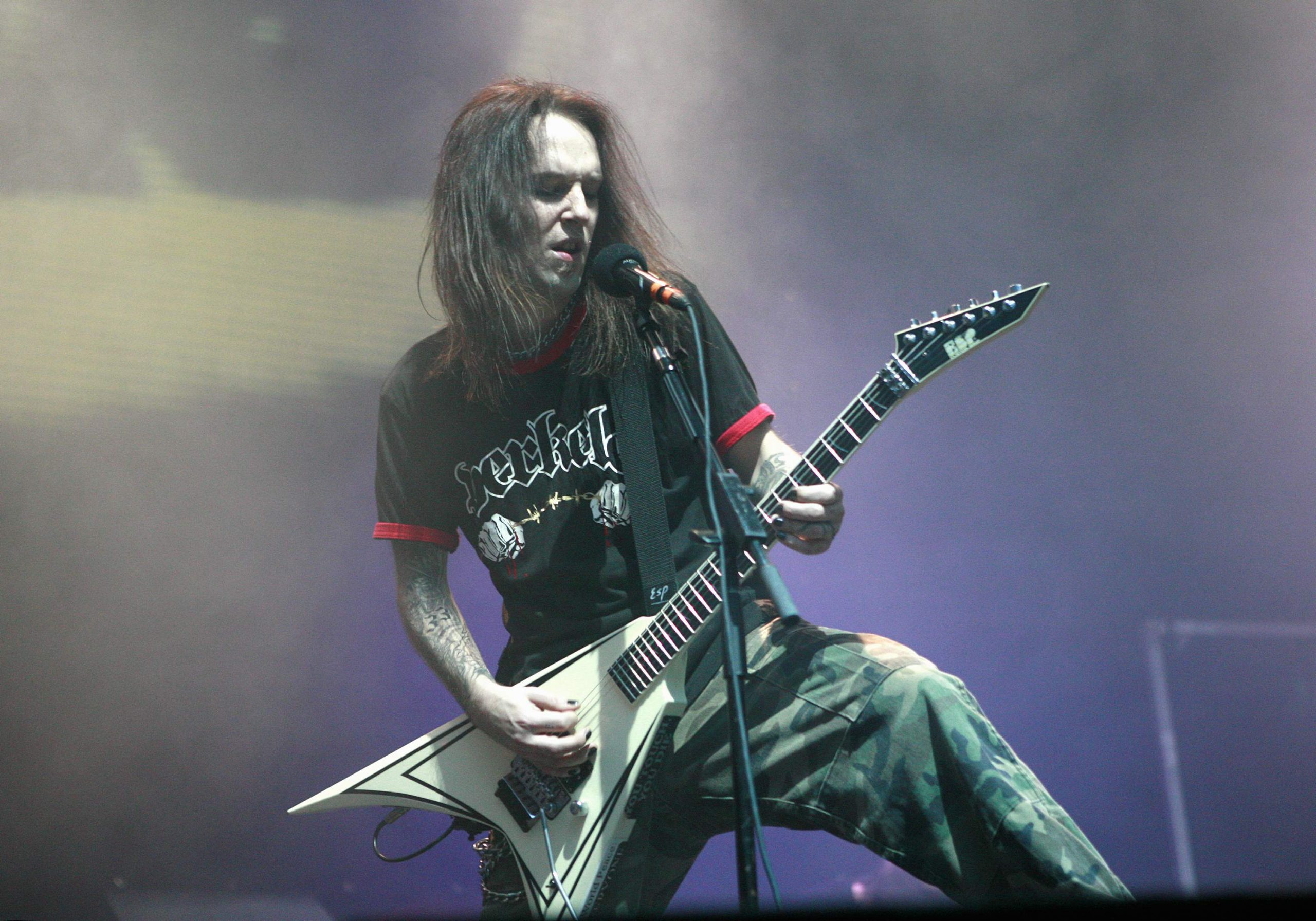 Children of Bodom lead singer and guitarist Alexi Laiho, 41, has died