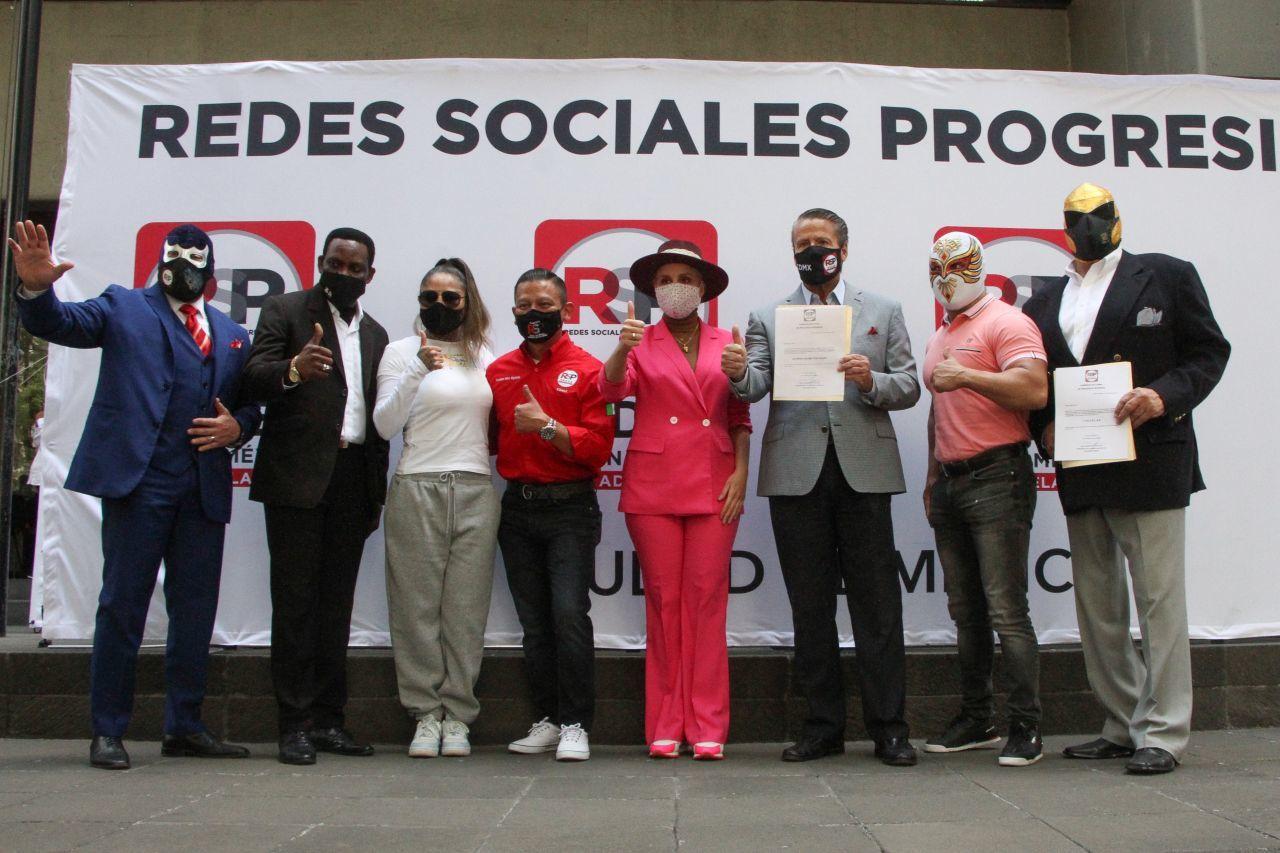 Alfredo Adame ya se registró para ser Diputado Federal por Tlalpan