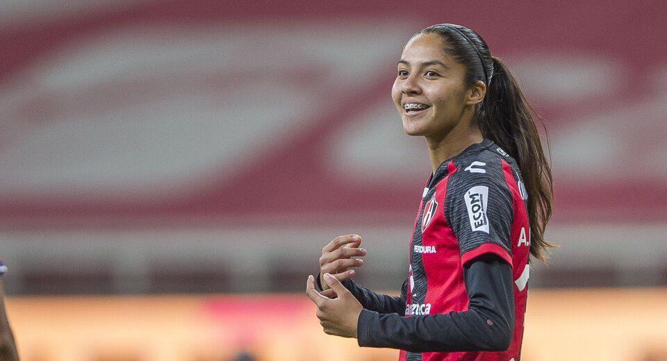 ¿Quién es Alison González, la estrella y goleadora de Atlas Femenil?