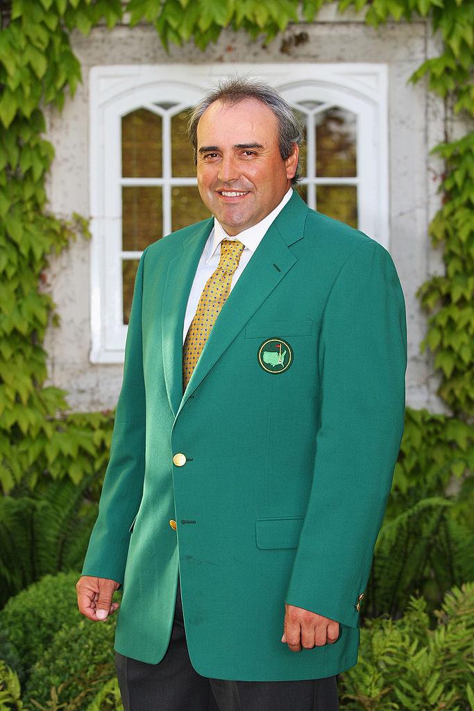 ¿Por qué fue detenido y de qué acusan a Ángel Cabrera, la leyenda latina del golf?