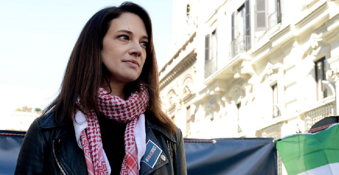 La actriz Asia Argento acusa al director Rob Cohen de abuso sexual