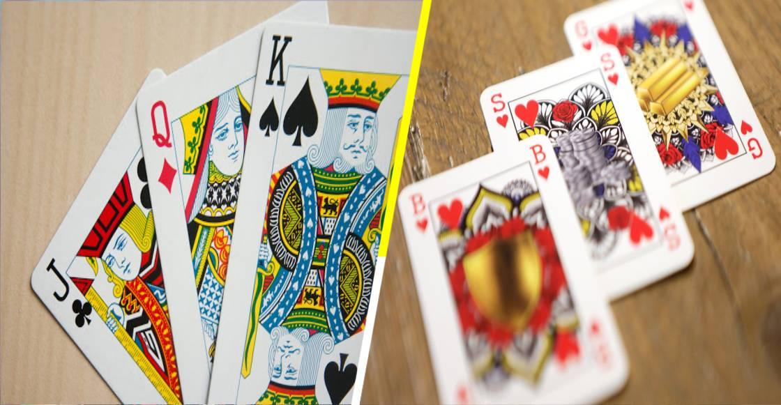 ¡Ni rey, ni reina y menos jota! Crean la primera baraja de naipes de género neutro