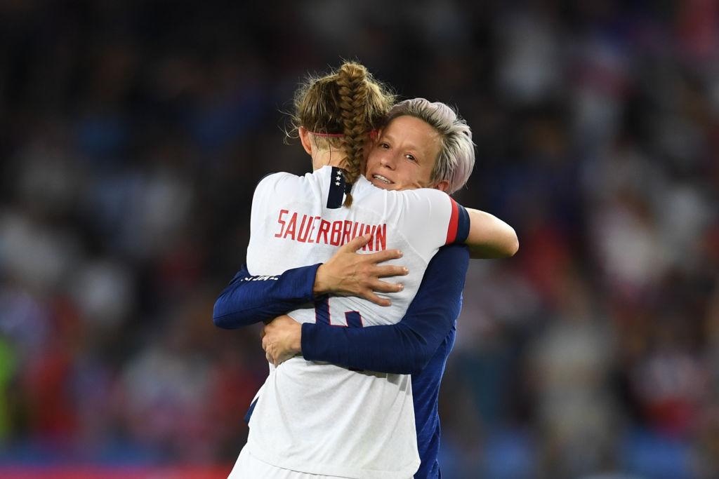 ¿Por qué Becky Sauerbrunn será la capitana de la Selección de Estados Unidos?