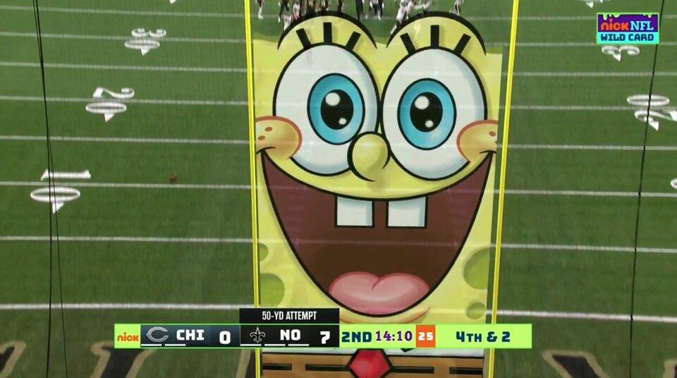 Bob Esponja NFL