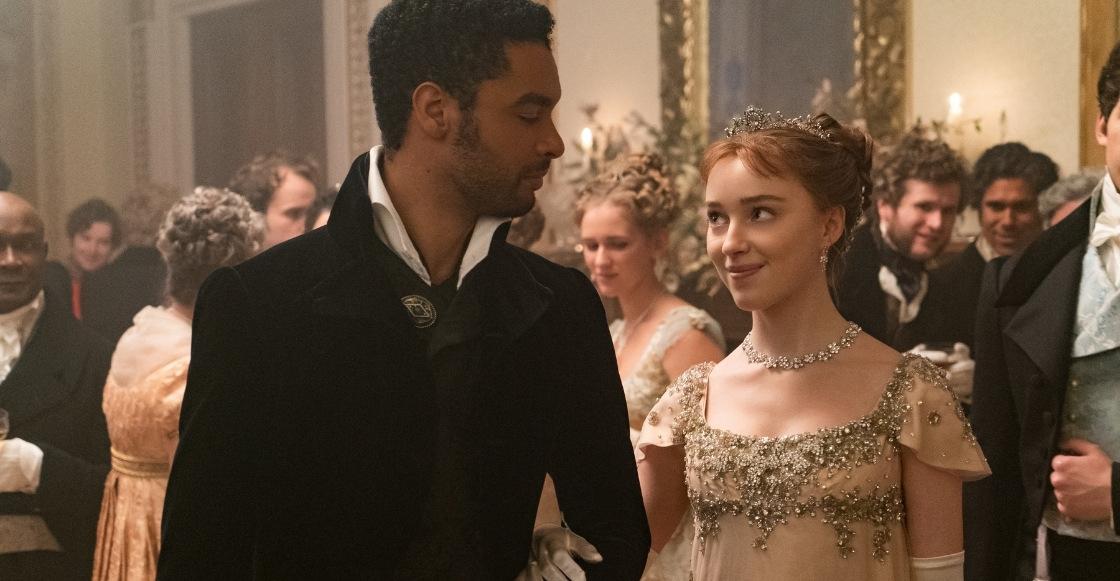 ¡'Bridgerton' se convirtió en el estreno más visto en la historia de Netflix!