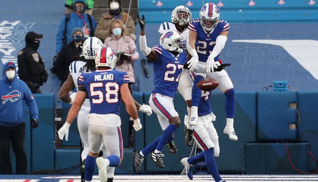 Los Bills cortan la tercera racha más larga sin triunfo en los playoffs de la NFL