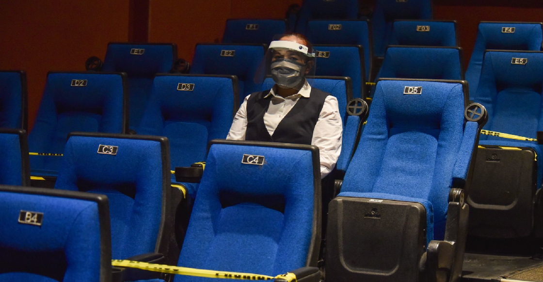 """""""No son espacios de contagio"""": Canacine pide reabrir los cines ante el riesgo que corre la industria"""