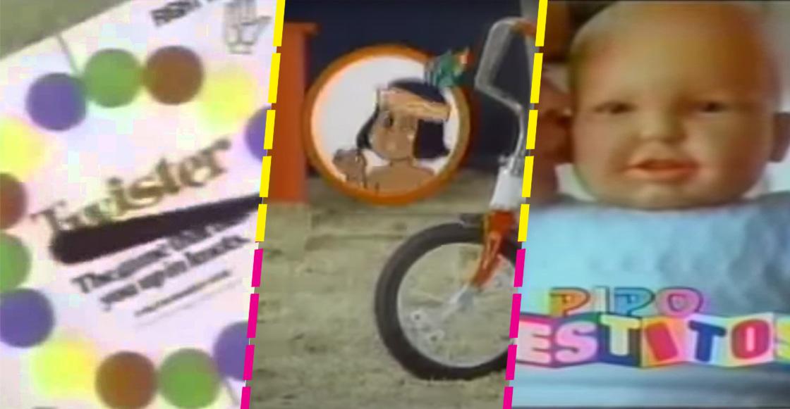 ¡Justo en la nostalgia! 8 divertidas canciones de comerciales de juguetes de los 90