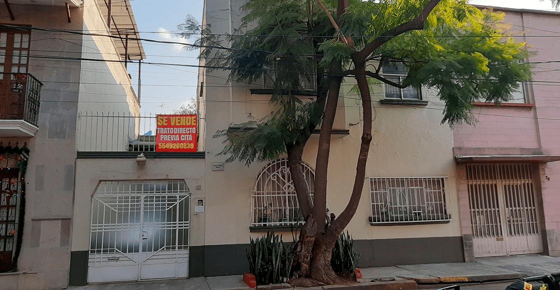 Vaaan: ¡La casa donde se filmó 'ROMA' de Alfonso Cuarón está a la venta!