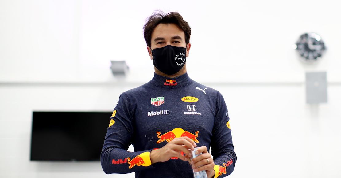 """Checo Pérez lanza mensaje a Verstappen en Red Bull: """"Tengo el talento para estar a la par"""""""