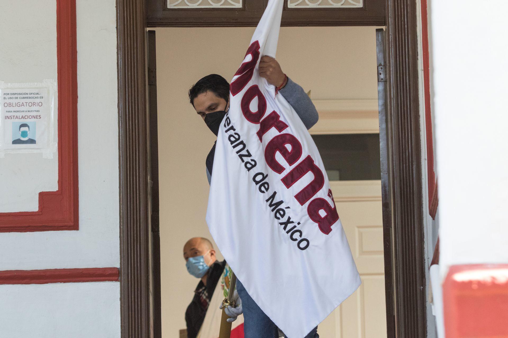 Declaran improcedente coalición entre Morena, PT y Nueva Alianza en Guanajuato