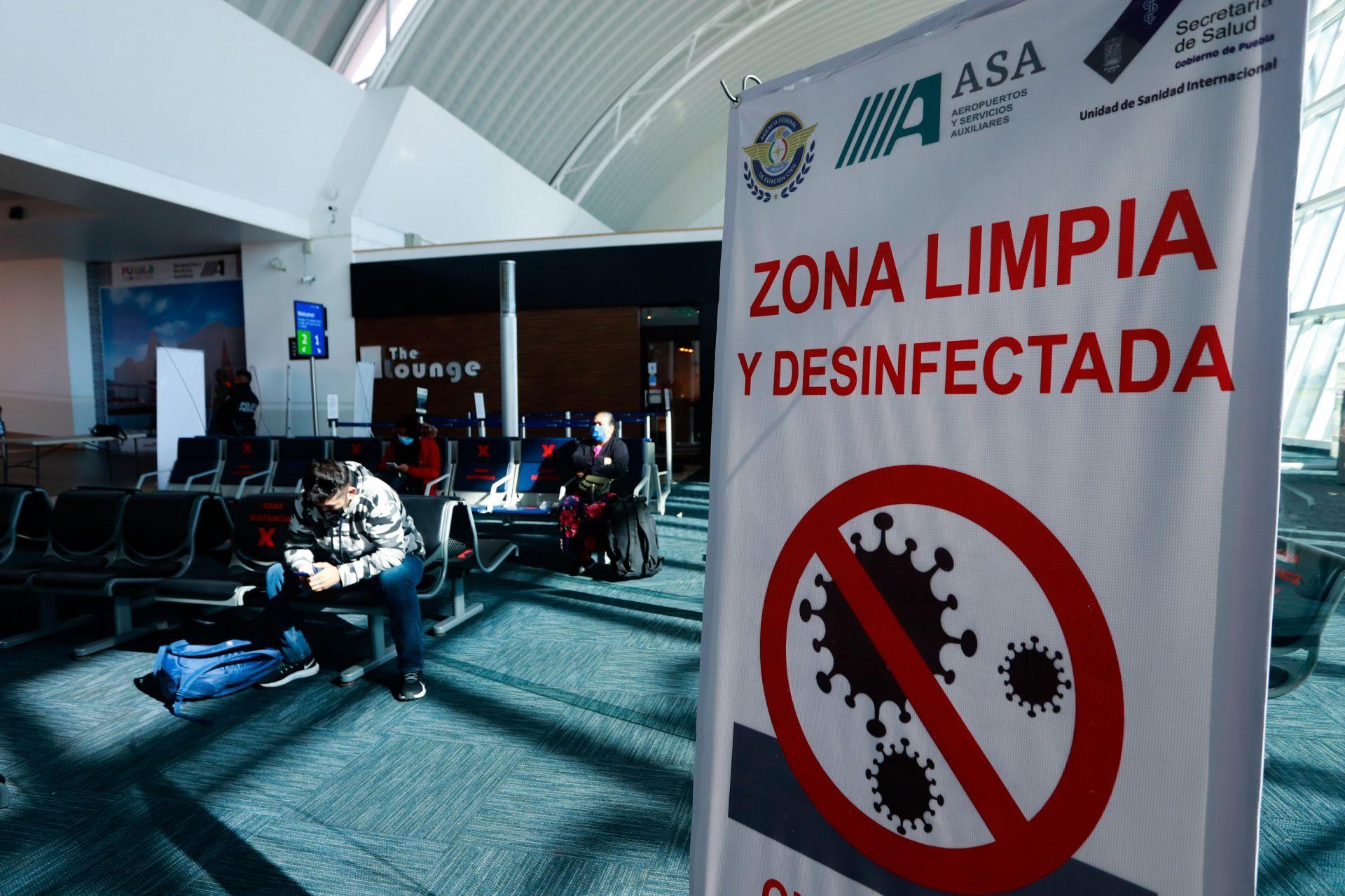 La nueva cepa de coronavirus llegó a México: Confirman un caso en Tamaulipas