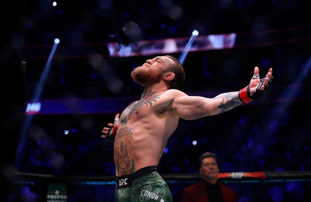 """Connor McGregor y la revancha contra Khabib Nurmagomedo: """"Estoy seguro que sucederá"""""""