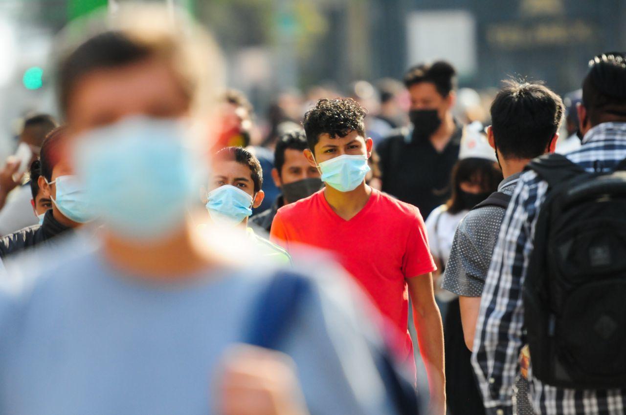 El peor día: México confirmó 16 mil 105 casos de coronavirus en 24 horas