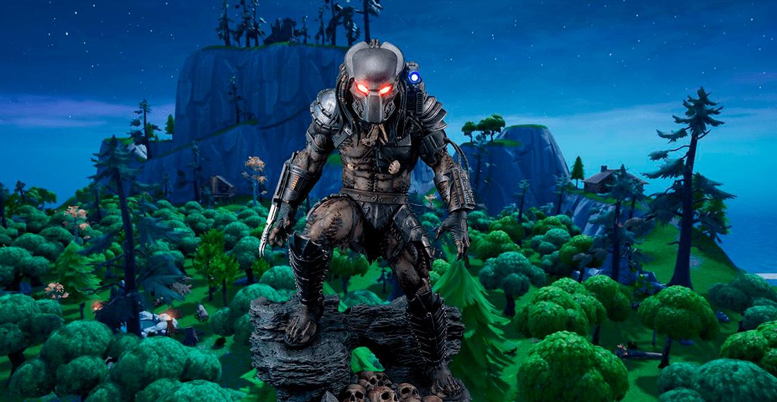Depredador llegará a 'Fortnite' y acá te decimos cómo conseguir sus habilidades