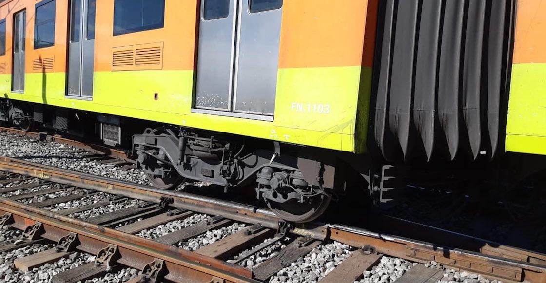 descarrila-metro-vias-linea-a-la-paz-cdmx