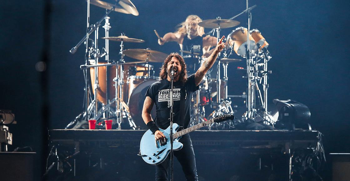 """Foo Fighters inicia el año rockeando en su nueva rola """"No Son of Mine"""""""