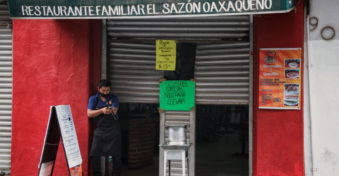 Gobierno de la CDMX pide a restaurantes no abrir del 11 al 17 de enero; ofrece mesas de trabajo