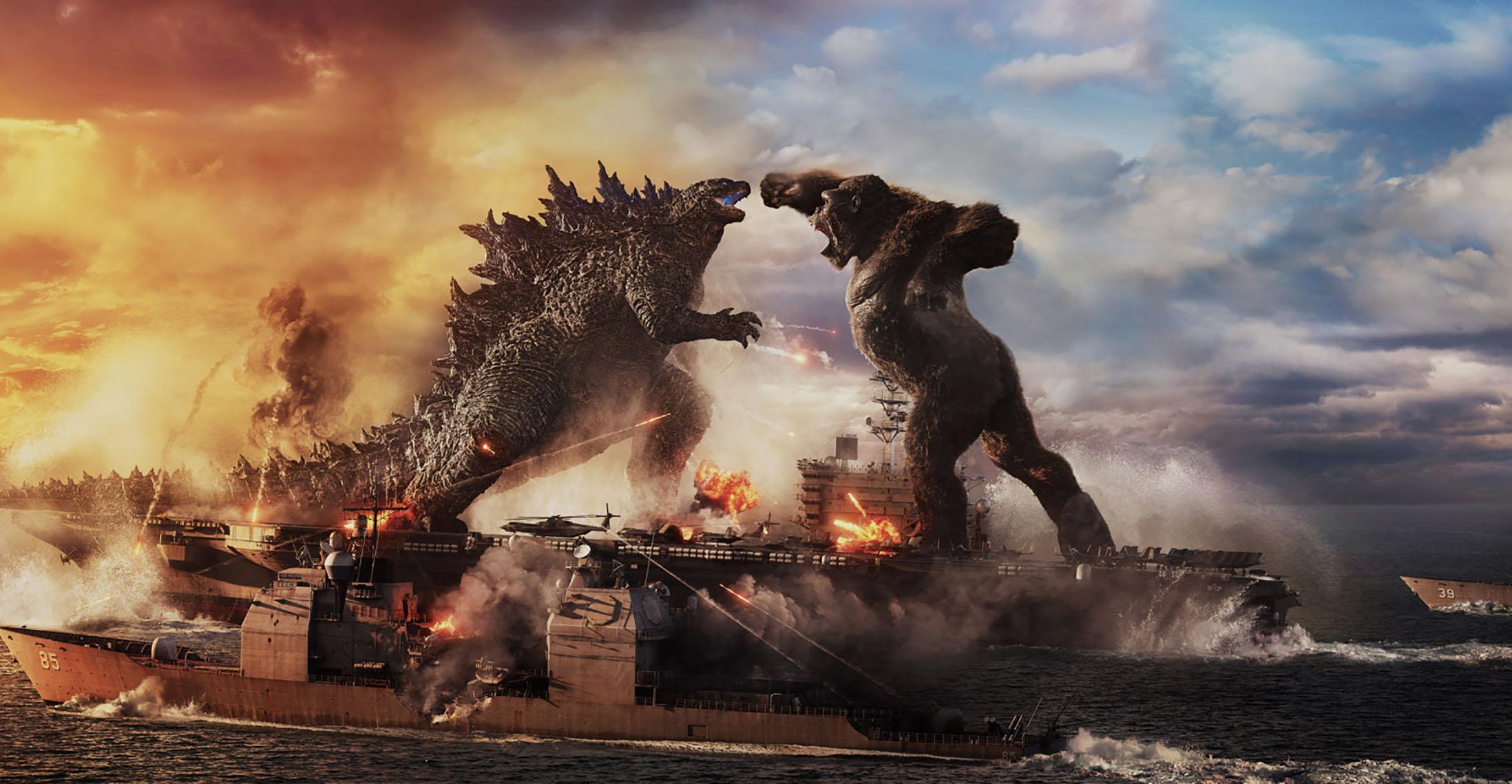 'We need Kong': Checa el impresionante primer tráiler de 'Godzilla vs. Kong'