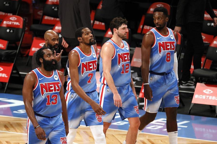 Así le fue James Harden en su debut con los Brooklyn Nets