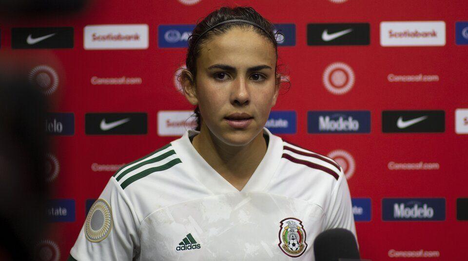 Jimena López OL Reign