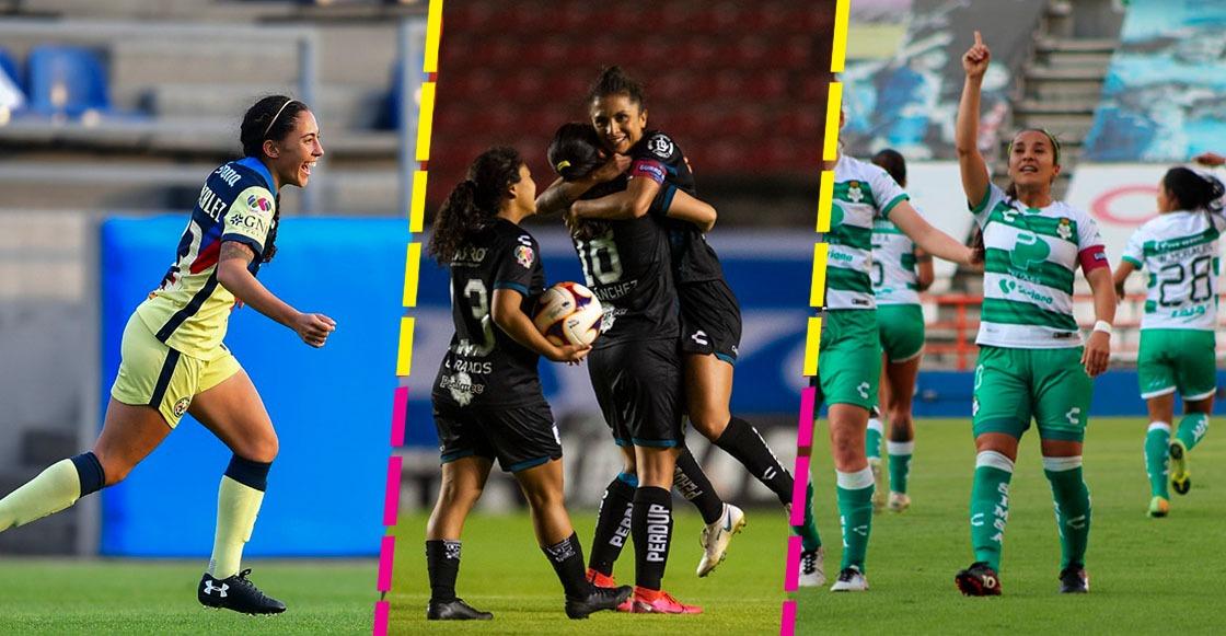 Debuts y momentos muy emotivos: Así fue la J2 de la Liga MX Femenil