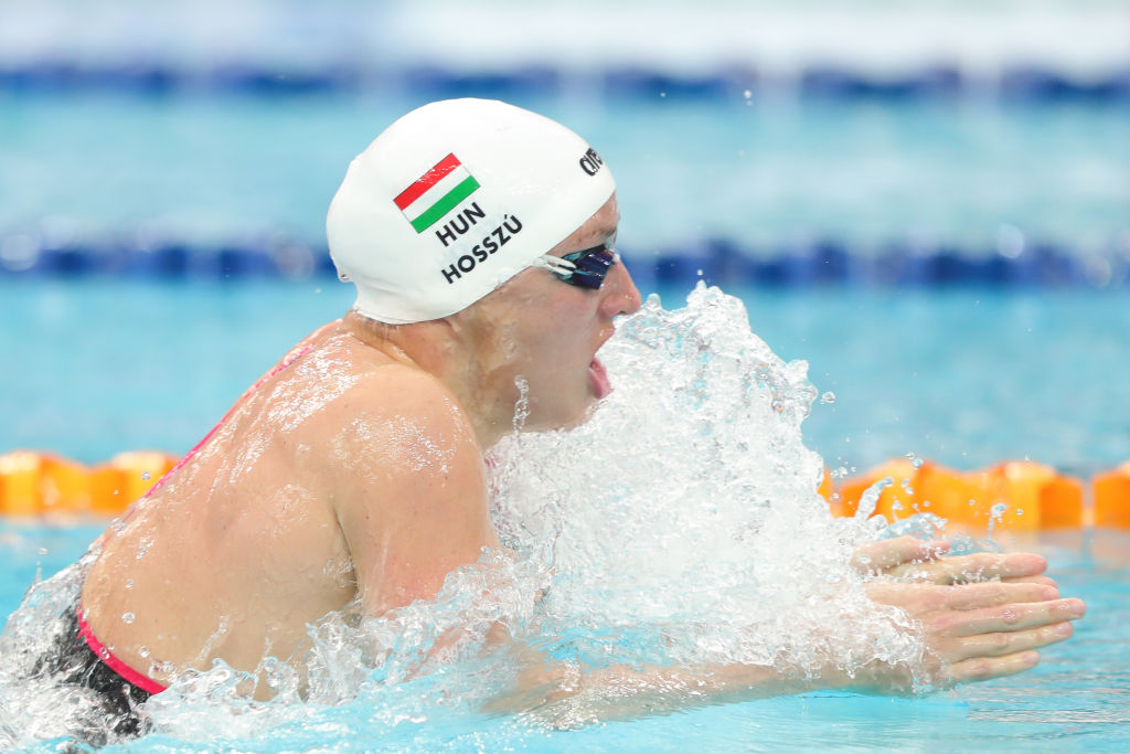 Baia baia: Hungría comienza vacunación para atletas que irán a Juegos Olímpicos