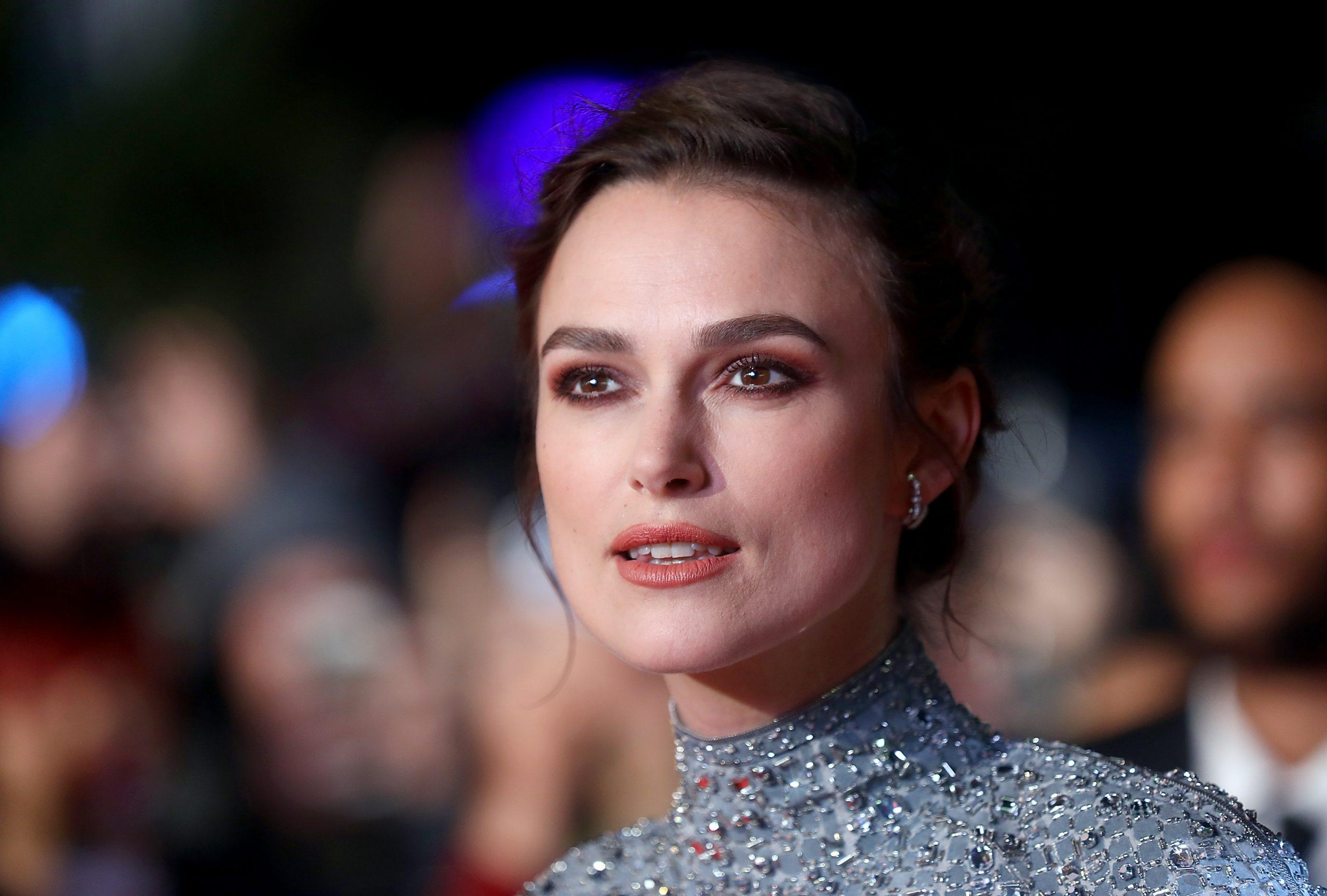 """""""No me interesa hacerlo"""": Keira Knightley no volverá a filmar escenas de sexo dirigidas por hombres"""