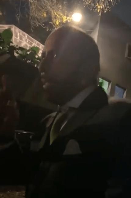 Hombre insulta a policías de CDMX y surge #LordMisZapatos