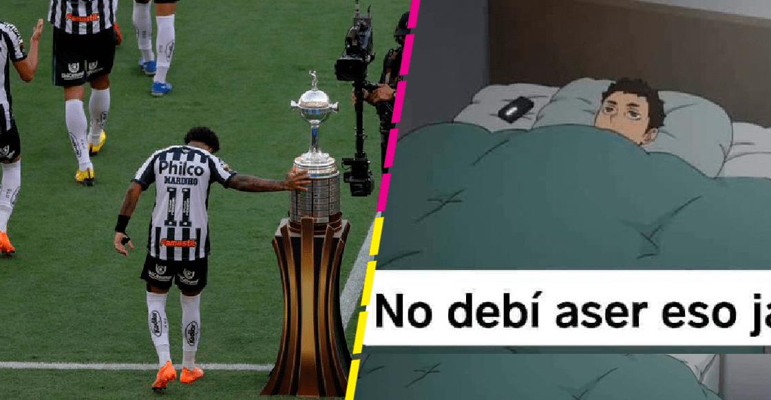 ¡Marinho revive la maldición de la copa… y de los memes en la Libertadores!