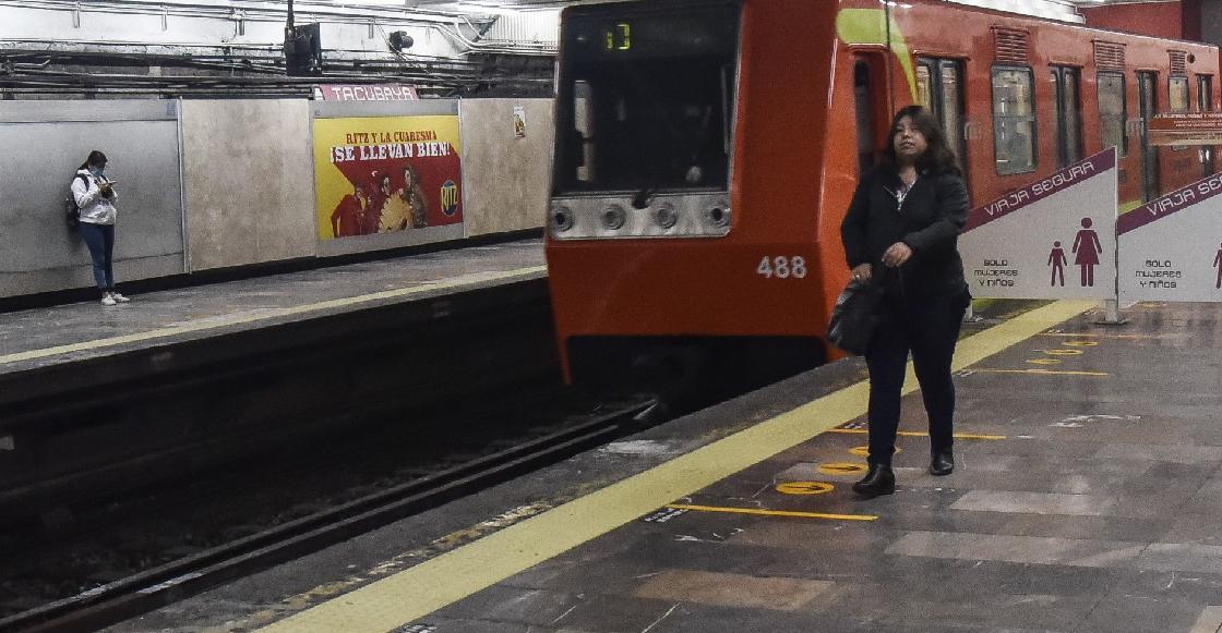 Reportan que la Línea 1 del Metro está lista para reanudar servicio tras pruebas con trenes vacíos