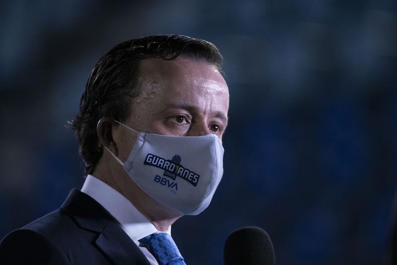 La Liga MX multará a quienes violen el protocolo con 5 mil dólares