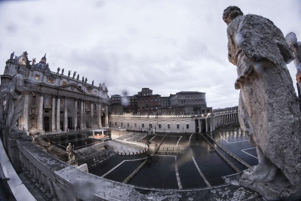 Murió Fabrizzio Soccorsi, médico personal del Papa Francisco, por COVID-19