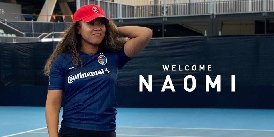 ¡Wow! Naomi Osaka apoya a otras deportistas al invertir en un club de la NWSL