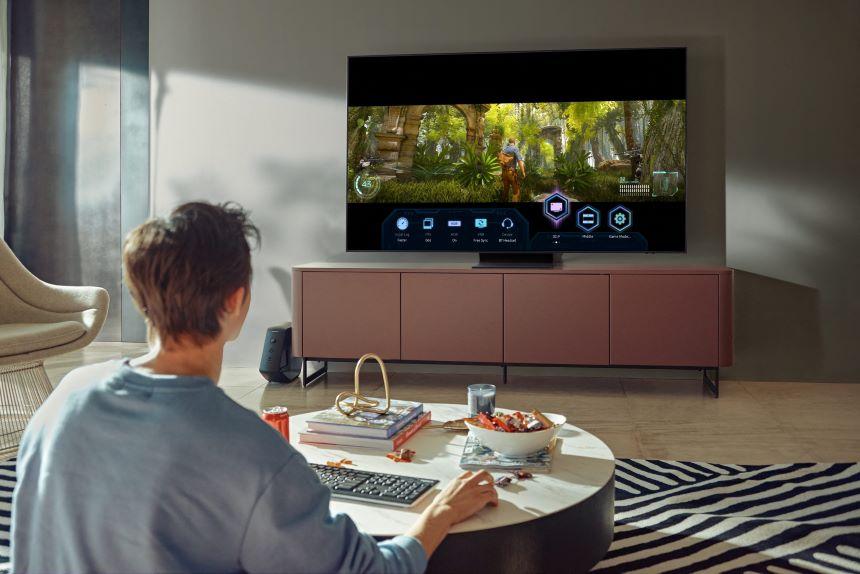 Samsung se roba el CES 2021 con su línea de televisores sustentables