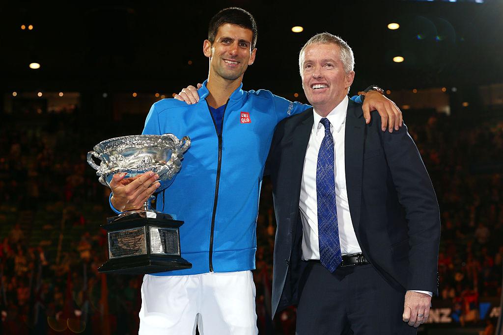 ¿Otra cosita? Las peticiones de Novak Djokovic al Abierto de Australia