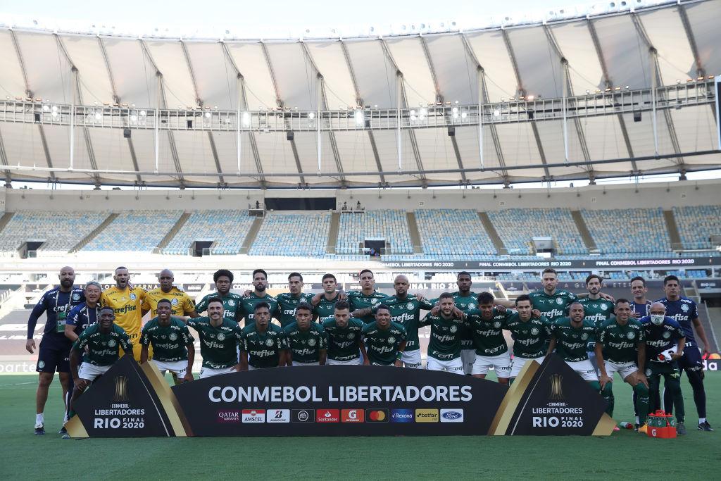 ¡Cifra millonaria! Este es el premio que recibirá Palmeiras por ganar la Copa Libertadores