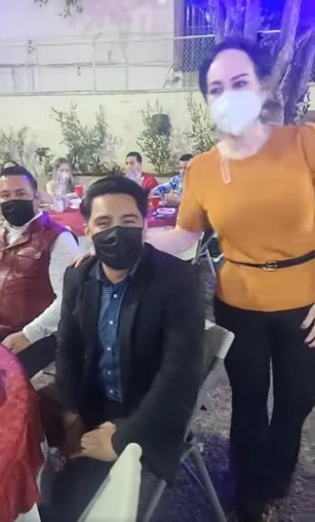 """Periodista denuncia amenazas de diputada por exhibir """"fiesta"""" en plena pandemia; ella da su versión"""