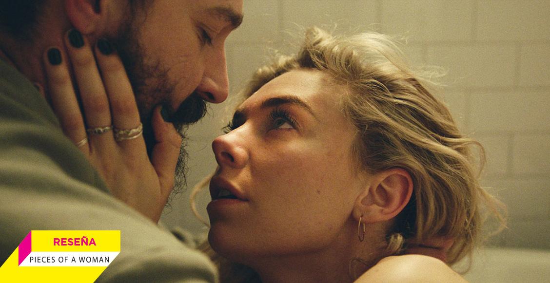 'Pieces of a Woman': Vanessa Kirby le queda grande a la película, pero no a su personaje