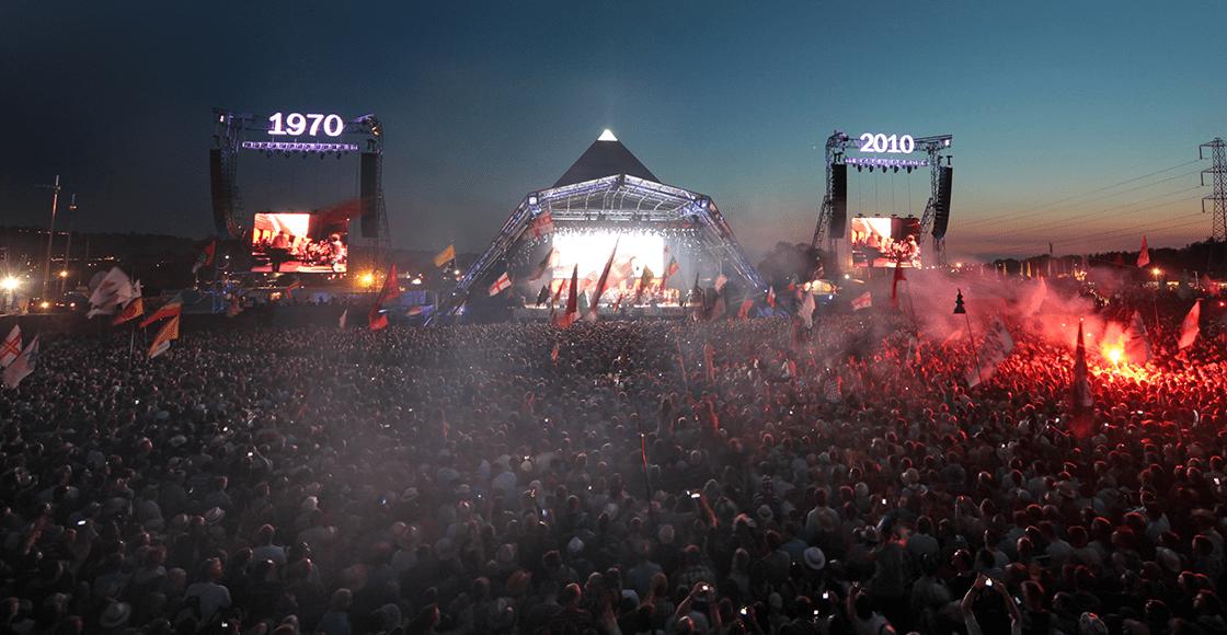 Ya estuvo suave: Queda cancelado (por segunda ocasión) el festival Glastonbury