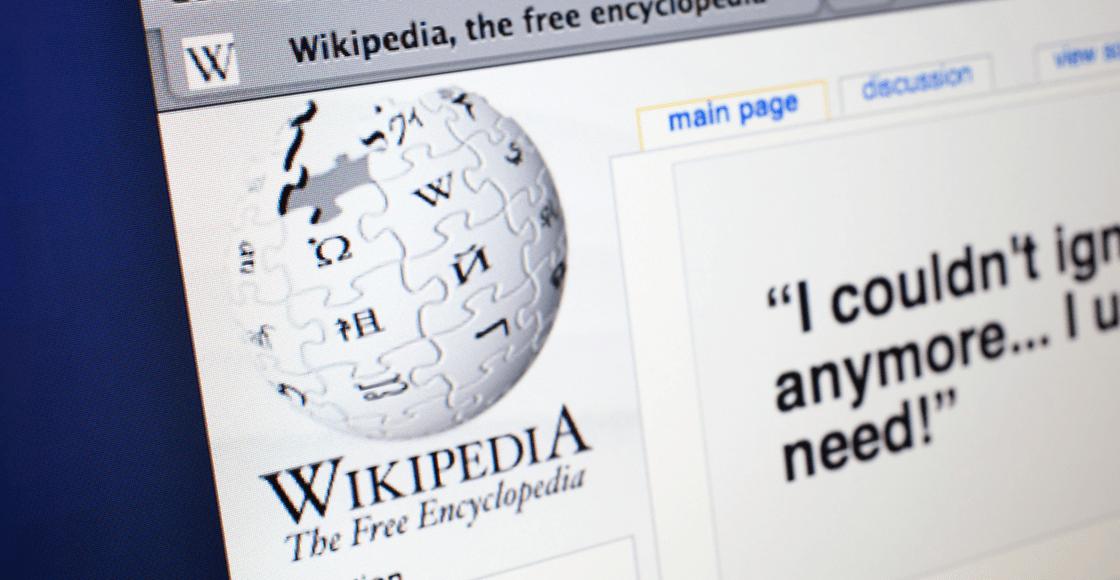 ¿Quién y por qué se puede alterar la información de Wikipedia?